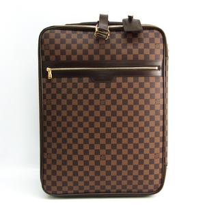 ルイ・ヴィトン(Louis Vuitton) ダミエ ソフトケース トローリーバッグ エベヌ ペガス55 N23294
