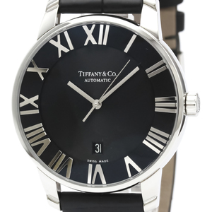 Tiffany Atlas Automatic Stainless Steel Men's Dress Watch Z1800.68.10A10A50A