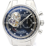 Zenith Chronomaster Automatic Stainless Steel Men's Dress Watch 03.2080.4021