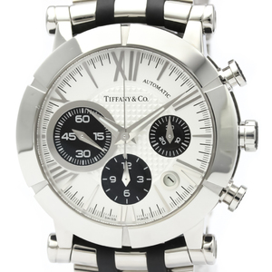 Tiffany Atlas Automatic Stainless Steel,Rubber Men's Sports Watch Z1000.82.12A21A00A