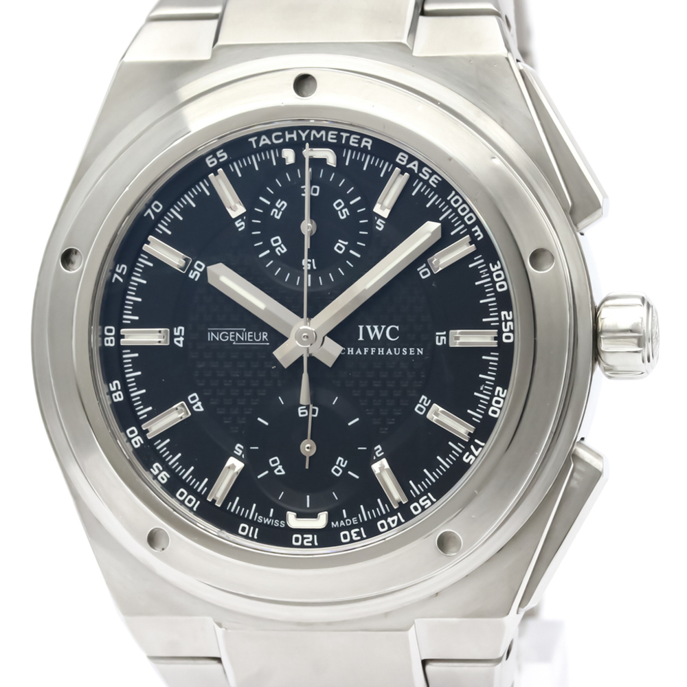 IWC Ingenieur Automatic Stainless Steel Men's Sports Watch IW372501