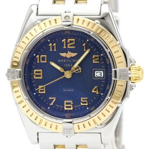 Breitling Wings Quartz Stainless Steel,Yellow Gold (18K) Women's Sports Watch D67050