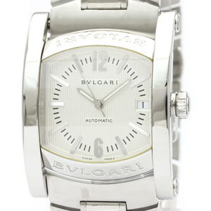 Bvlgari Assioma Automatic Stainless Steel Men's Sports Watch AA44S