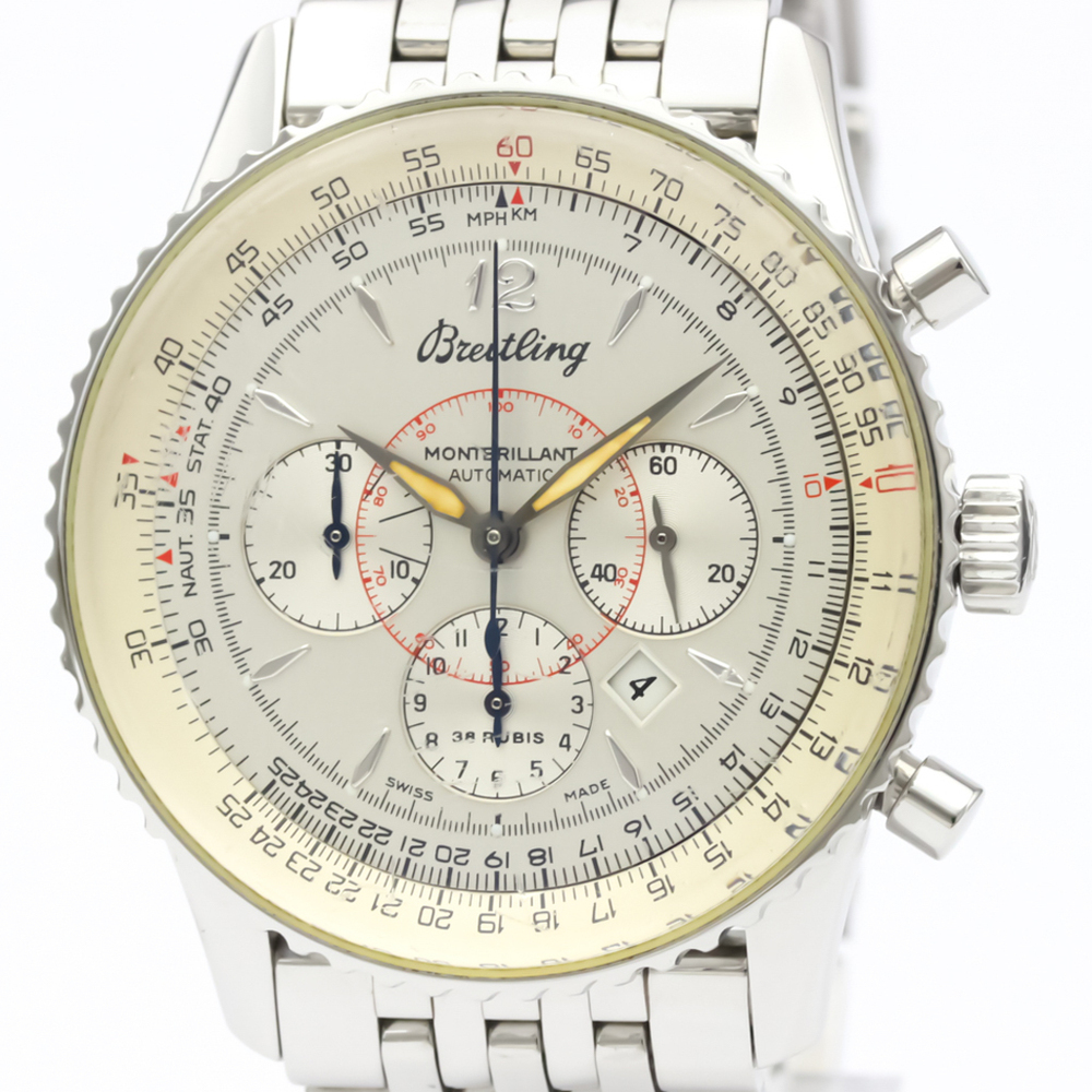 Breitling Navitimer Automatic Stainless Steel Men's Sports Watch A41030
