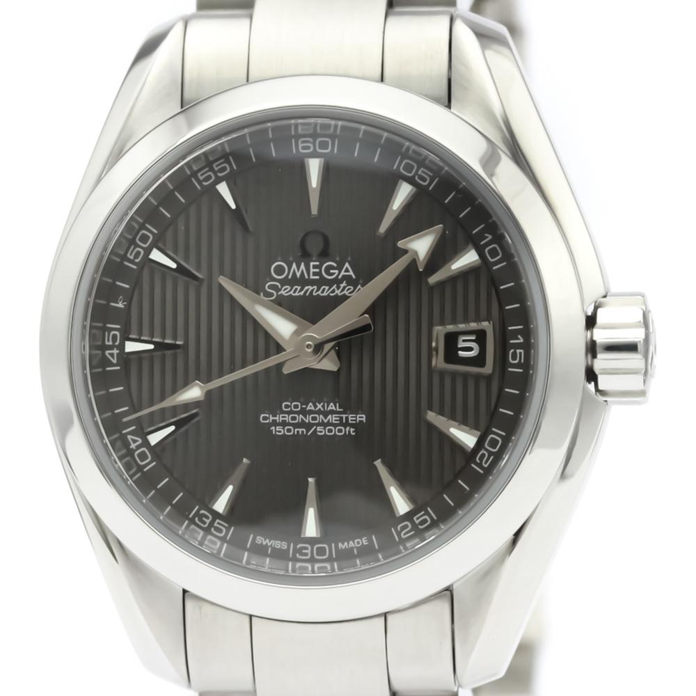 OMEGA Seamaster Aqua Terra Ladies Watch 231.10.30.20.06.001