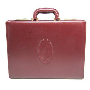 Cartier Luggage Bordeaux