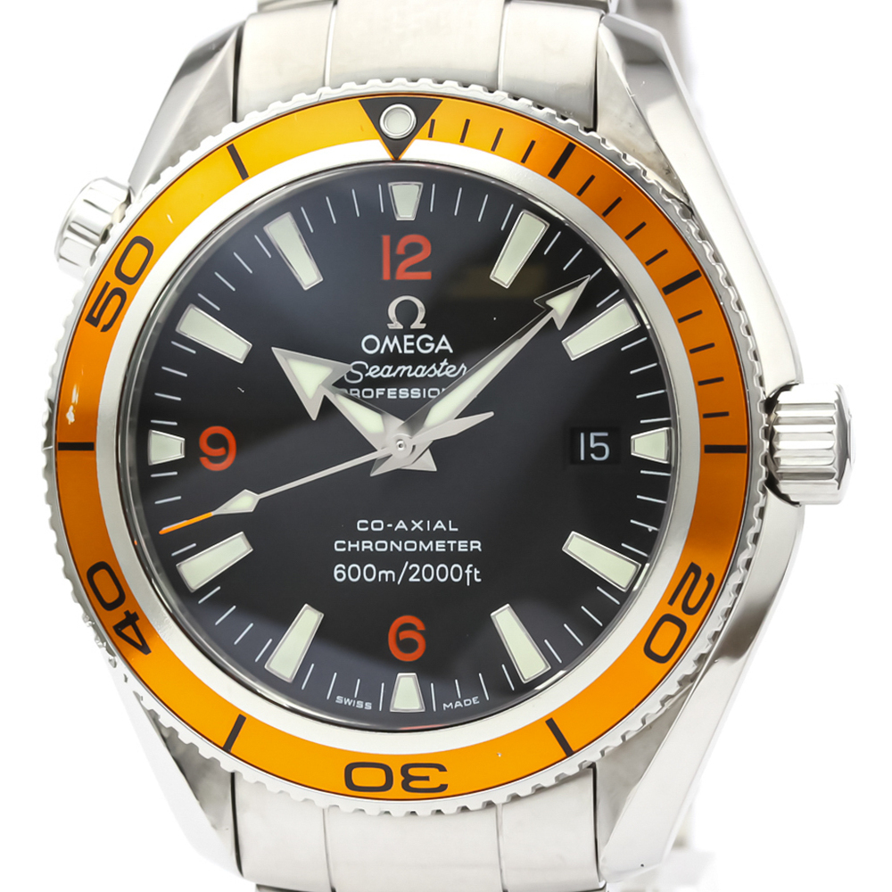 OMEGA Seamaster Planet Ocean Co-Axial Automatic Watch 2209.50