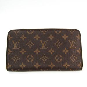ルイ・ヴィトン(Louis Vuitton) モノグラム ジッピー オーガナイザー M60002 ユニセックス モノグラム 長財布(二つ折り) モノグラム