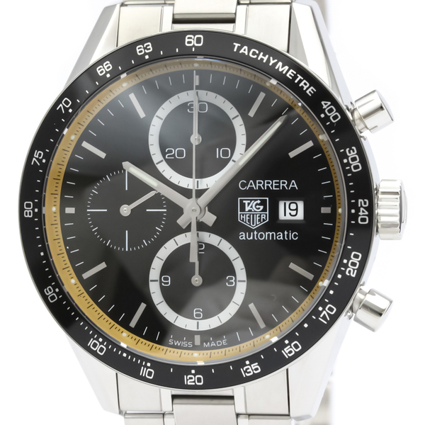 Tag Heuer Carrera Automatic Stainless Steel Men's Sports Watch CV201V