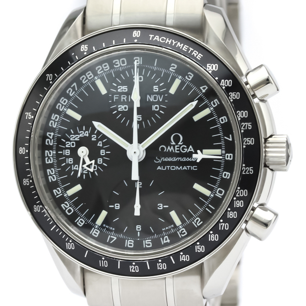 OMEGA Speedmaster Mark 40 Steel Automatic Mens Watch 3520.50