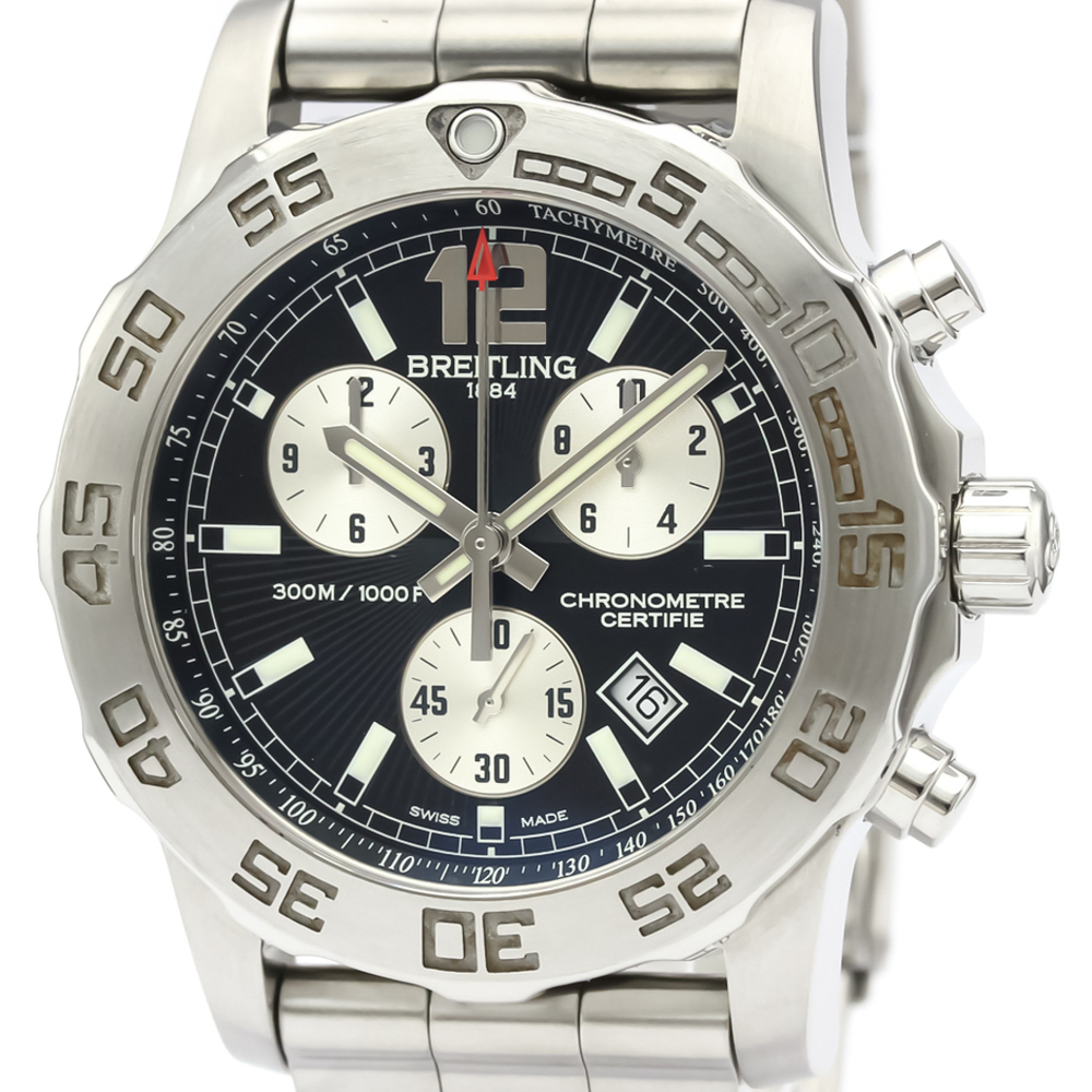 Breitling Colt Quartz Stainless Steel Men's Sports Watch A73387