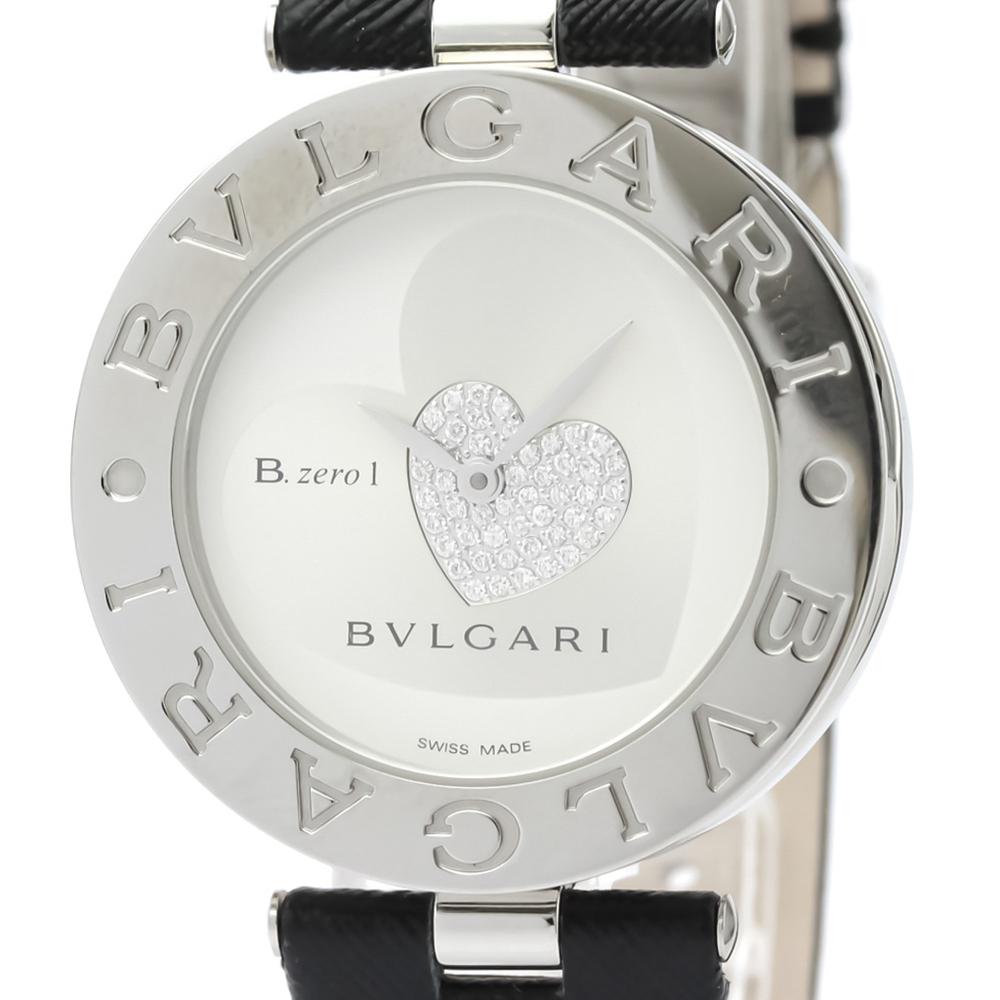 Bvlgari B.zero1 Quartz Stainless Steel Women's Dress Watch BZ35S