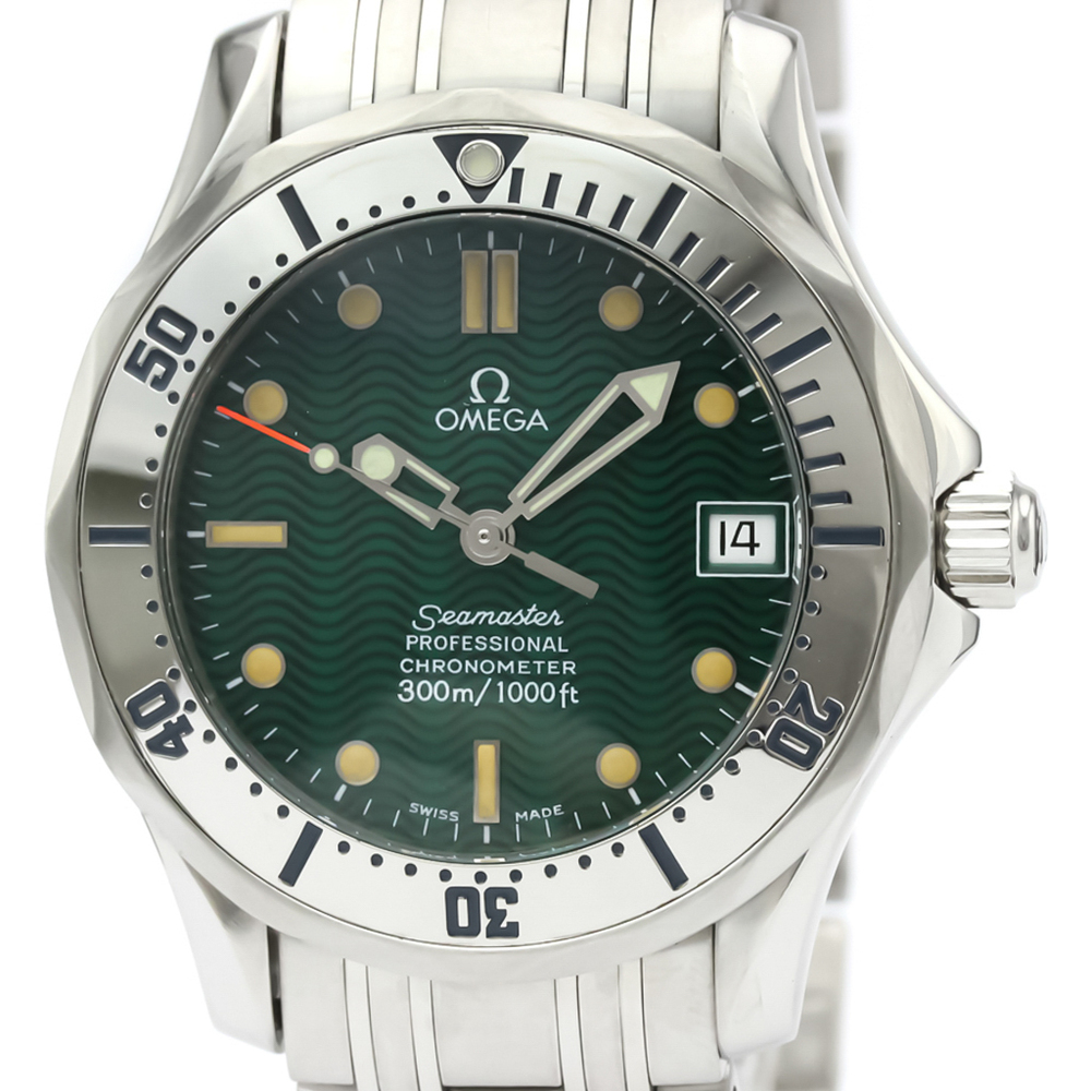 OMEGA Seamaster Professional 300M Jacques Mayol Watch 2553.41