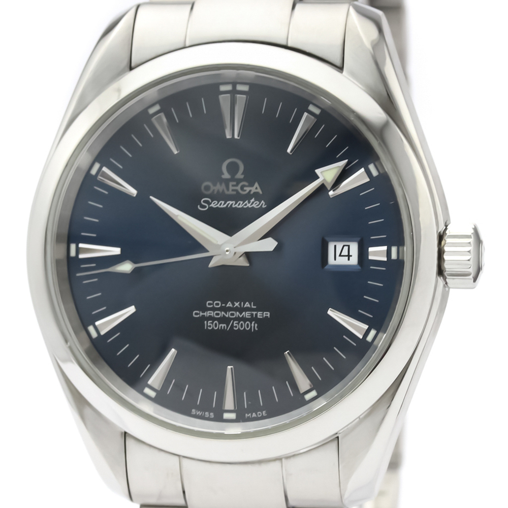 Omega Seamaster Automatic Stainless Steel Men's Sports Watch 2503.80