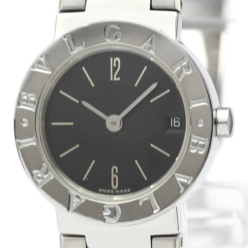 Bvlgari Bvlgari Bvlgari Quartz Stainless Steel Women's Dress Watch BB23SSD
