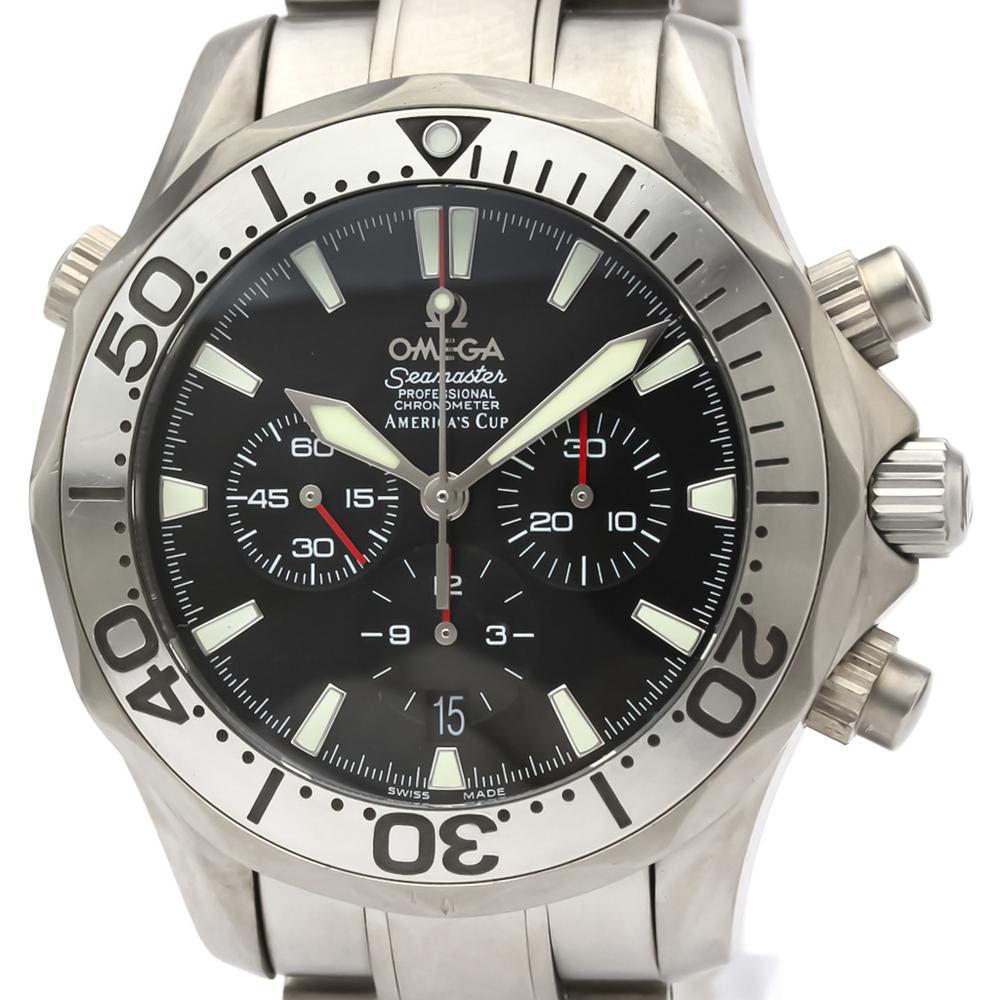 Omega Seamaster Automatic Titanium Men's Sports Watch 2293.50