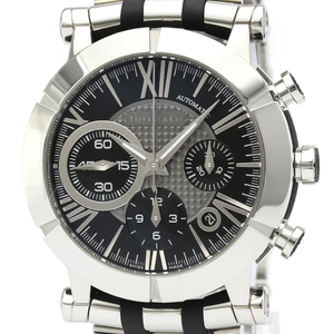 Tiffany Atlas Automatic Rubber,Stainless Steel Men's Sports Watch Z1000.82.12A10A00A