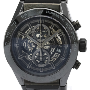 Tag Heuer Carrera Automatic Stainless Steel Men's Sports Watch CAR2A90
