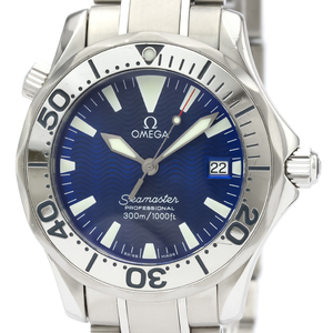 OMEGA Seamaster Professional 300M Steel Mid Size Watch 2263.80