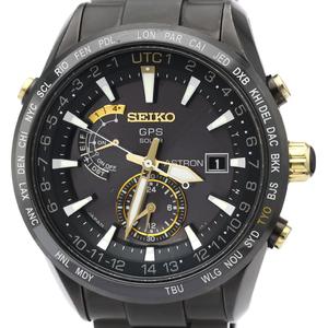 セイコー(Seiko) アストロン ソーラー チタン メンズ スポーツウォッチ SBXA100(7X52-0AH0)