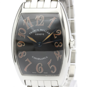 Franck Muller Casablanca Automatic Stainless Steel Men's Dress Watch 2852