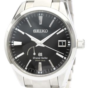 セイコー(Seiko) グランドセイコー 自動巻き ステンレススチール(SS) メンズ ドレスウォッチ SBGA101(9R65-0BM0)