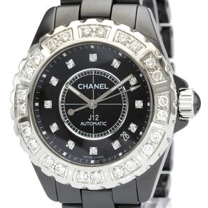 Chanel J12 Automatic Ceramic Men's Sports Watch H1626