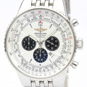 Breitling Navitimer Automatic Stainless Steel Men's Sports Watch A35350