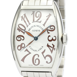 Franck Muller Casablanca Automatic Stainless Steel Men's Dress Watch 5850 CASA