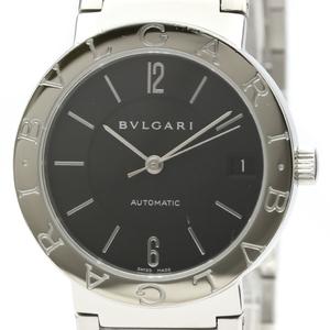 【BVLGARI】ブルガリ ブルガリブルガリ ステンレススチール 自動巻き メンズ 時計 BB33SS AUTO