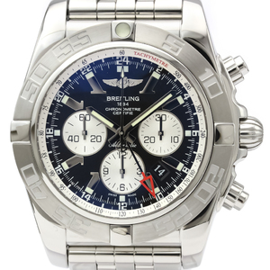 Breitling Chronomat Automatic Stainless Steel Men's Sports Watch AB0410