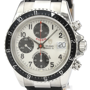 Tudor Chrono Time Automatic Stainless Steel Men's Sports Watch 79270P