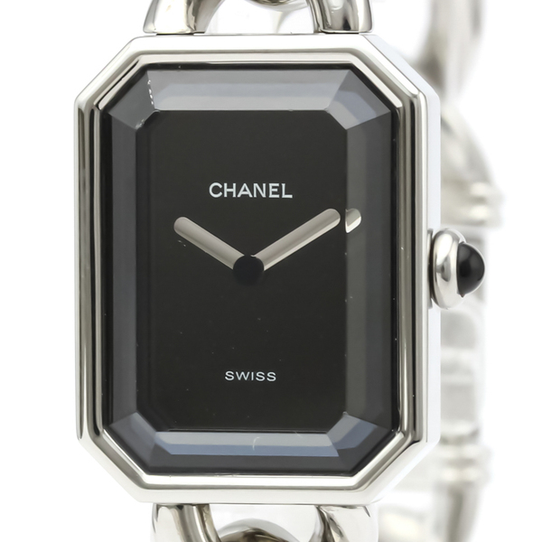 Chanel Premiere Quartz Stainless Steel Women's Dress Watch H0452