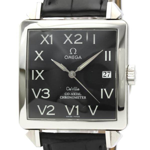 Omega De Ville Automatic Stainless Steel Men's Sports Watch 7801.50.31