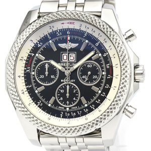Breitling Bentley Automatic Stainless Steel Men's Sports Watch A44364