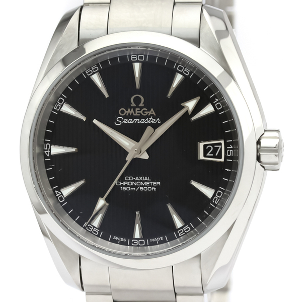 Omega Seamaster Automatic Stainless Steel Men's Sports Watch 231.10.39.21.01.001