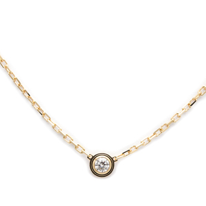 Cartier Diamants Légers De Cartier B7215700 Pink Gold (18K) Diamond Women's Pendant Necklace Carat/0.09