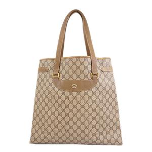 Auth Gucci  Tote Bag GG Supreme 39.02.061 Men,Women,Unisex GG Supreme