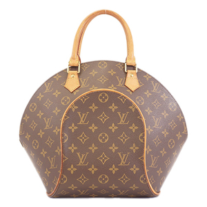 Auth Louis Vuitton Monogram Ellipse MM M51126 Women's Handbag