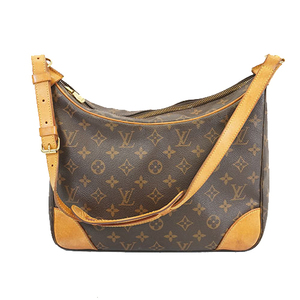 Auth Louis Vuitton Monogram M51265 Women's Shoulder Bag