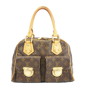 Auth Louis Vuitton Monogram Manhattan PM M40026