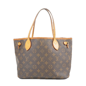 Auth Louis Vuitton Monogram Neverfull PM M41000 Women's Tote Bag