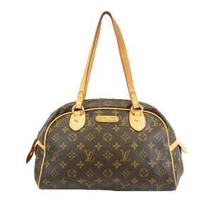 Auth Louis Vuitton Monogram Montorgueil PM M95565 Women's Handbag