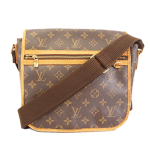 Auth Louis Vuitton Monogram Messenger Boss Fall PM M40106 Men,Women,Unisex Shoulder Bag Monogram