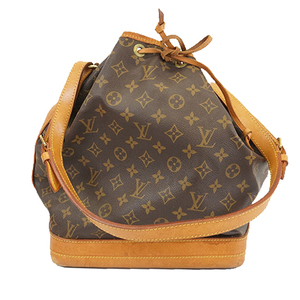 Auth Louis Vuitton Monogram M42224 Women's Shoulder Bag