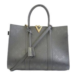 Auth Louis Vuitton Monogram 2Way bag Veritoto GM M42883 Women's Handbag,Shoulder Bag Monogram,Noir