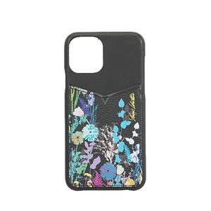 Louis Vuitton Monogram Eclipse Phone Case Monogram Eclipse フローラル iPhone バンパー 11Pro ヴァージルアブロー