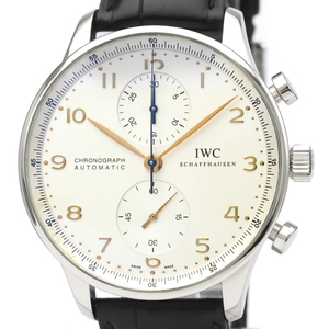 IWC Portugieser Automatic Stainless Steel Men's Sports Watch IW371401