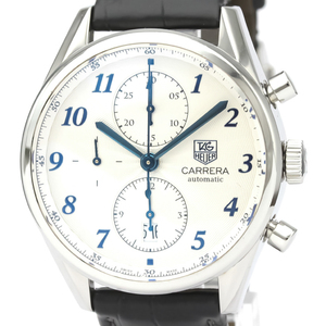 Tag Heuer Carrera Automatic Stainless Steel Men's Sports Watch CAS2111
