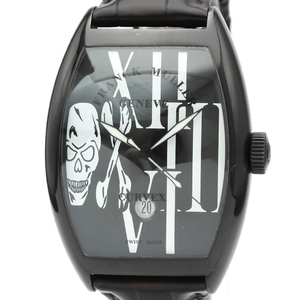 Franck Muller Cintree Curvex Automatic Stainless Steel Men's Sports Watch 8880SC DT GOTH NR